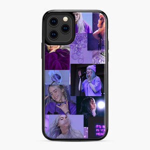 Billie Eilish It's All In Your Head iPhone 11 Pro Case, Black Plastic Case