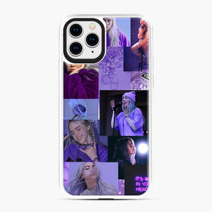 Billie Eilish It's All In Your Head iPhone 11 Pro Case, White Plastic Case