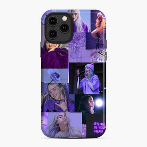 Billie Eilish It's All In Your Head iPhone 11 Pro Case, Snap Case