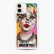 Load image into Gallery viewer, Birds Harley Quinn Birds Of Prey Affiche Son Premiere iPhone 11 Case