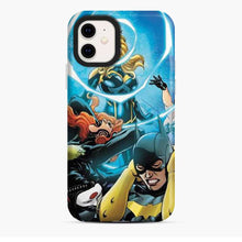 Load image into Gallery viewer, Birds Of Prey Black Canary Sonic Power iPhone 11 Case