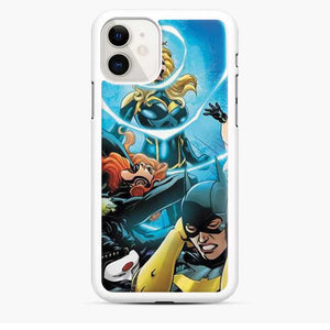 Birds Of Prey Black Canary Sonic Power iPhone 11 Case