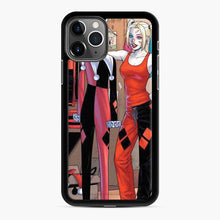 Load image into Gallery viewer, Birds Of Prey Harley Quinn Comic iPhone 11 Pro Case