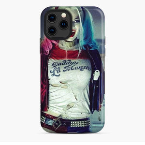 Birds Of Prey Harley Quinn Daddy'S Lil Monster iPhone 11 Pro Case