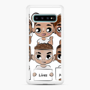Black Live Matter 22 Samsung Galaxy S10 Plus Case