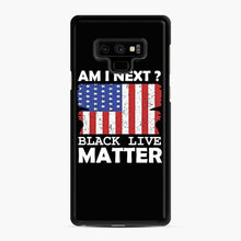 Load image into Gallery viewer, Black Live Matter, Black Live Matter Samsung Galaxy Note 9 Case