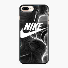Load image into Gallery viewer, Black Nike Wallpaper iPhone 7 Plus/8 Plus Case, Black Plastic Case | Webluence.com