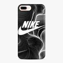 Load image into Gallery viewer, Black Nike Wallpaper iPhone 7 Plus/8 Plus Case, Snap Case | Webluence.com