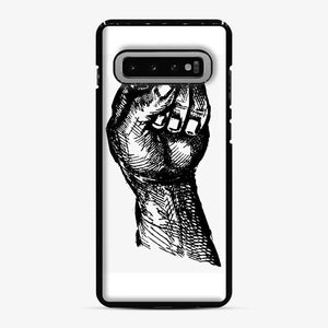 Black Owned 20 Samsung Galaxy S10 Case, Black Plastic Case