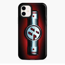 Load image into Gallery viewer, Black Toyota Supra Logo iPhone 11 Case