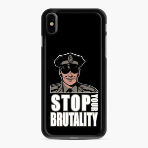 Blue Lives Murder iPhone XS Max Case