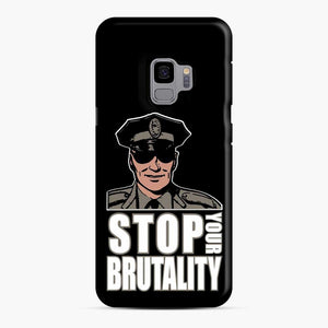 Blue Lives Murder Samsung Galaxy S9 Case