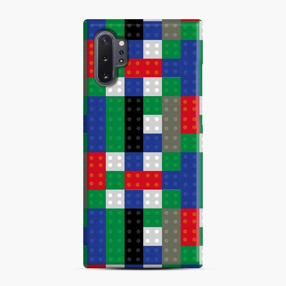 Bricks From Above Samsung Galaxy Note 10 Plus Case, Snap Case