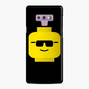 Building Blocks Cool Guy Lego Samsung Galaxy Note 9 Case, Snap Case