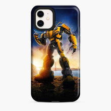 Load image into Gallery viewer, Bumblebee Autobot Transformers Star iPhone 11 Case