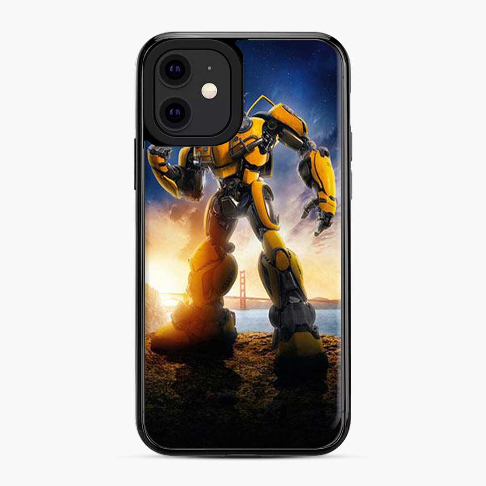 Bumblebee Autobot Transformers Star iPhone 11 Case