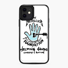 Load image into Gallery viewer, Cage The Elephant The Mentallica iPhone 11 Case