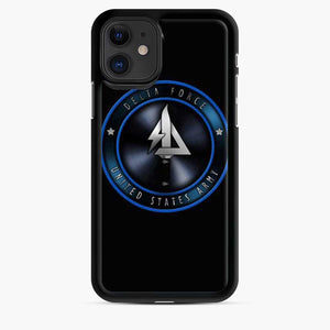 Call Of Duty Modern Warfare Delta Force Logo iPhone 11 Case