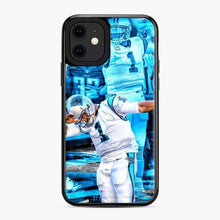 Load image into Gallery viewer, Cam Newton Carolina Panthers Dabbing iPhone 11 Case
