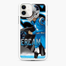Load image into Gallery viewer, Cam Newton Carolina Panthers Keep Pounding iPhone 11 Case