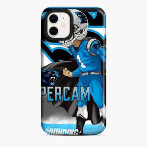Cam Newton Carolina Panthers Keep Pounding iPhone 11 Case
