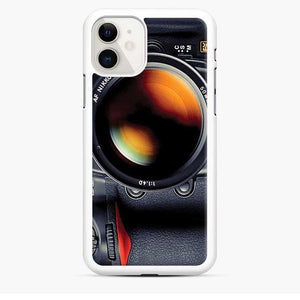 Camera Retro I Take Photo'S iPhone 11 Case