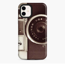 Load image into Gallery viewer, Camera Retro Yashica iPhone 11 Case