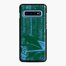 Load image into Gallery viewer, Car In A Forest Photographic Trippie Redd Samsung Galaxy S10 Case, Black Plastic Case