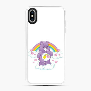 Care Bears 12 iPhone XS Max Case, White Plastic Case
