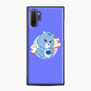 Care Bears 19 Samsung Galaxy Note 10 Plus Case, Black Plastic Case