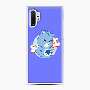 Care Bears 19 Samsung Galaxy Note 10 Plus Case, White Plastic Case