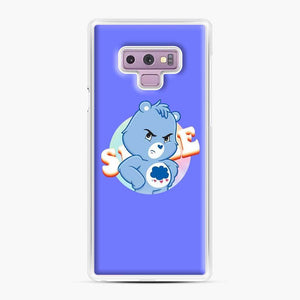 Care Bears 19 Samsung Galaxy Note 9 Case, White Plastic Case
