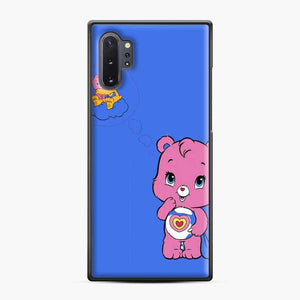 Care Bears 2 Samsung Galaxy Note 10 Plus Case, Black Plastic Case