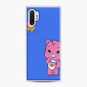 Care Bears 2 Samsung Galaxy Note 10 Plus Case, White Plastic Case