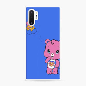 Care Bears 2 Samsung Galaxy Note 10 Plus Case, White Rubber Case