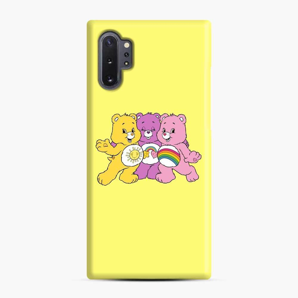 Care Bears 20 Samsung Galaxy Note 10 Plus Case, Snap Case
