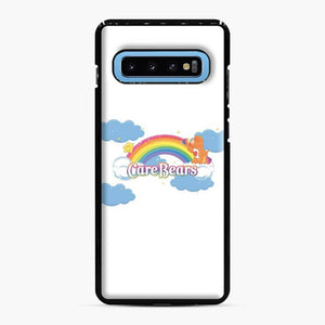Care Bears 23 Samsung Galaxy S10 Case, Black Plastic Case