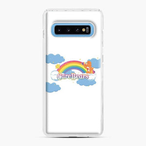 Care Bears 23 Samsung Galaxy S10 Case, White Plastic Case