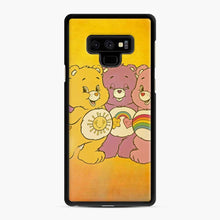Load image into Gallery viewer, Care Bears 4 Samsung Galaxy Note 9 Case, Black Rubber Case