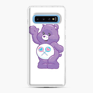 Care Bears 5 Samsung Galaxy S10 Case, White Plastic Case