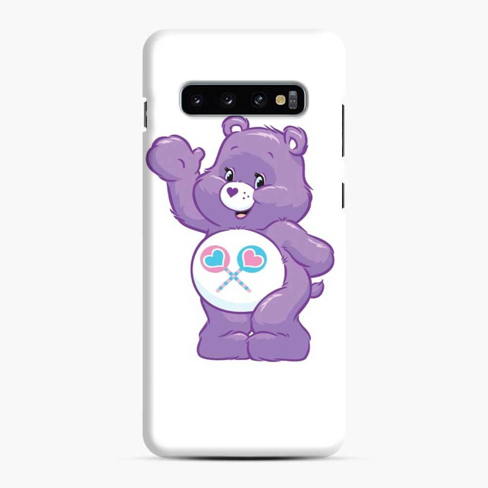 Care Bears 5 Samsung Galaxy S10 Case, Snap Case