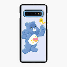 Load image into Gallery viewer, Care Bears 7 Samsung Galaxy S10 Case, Black Plastic Case