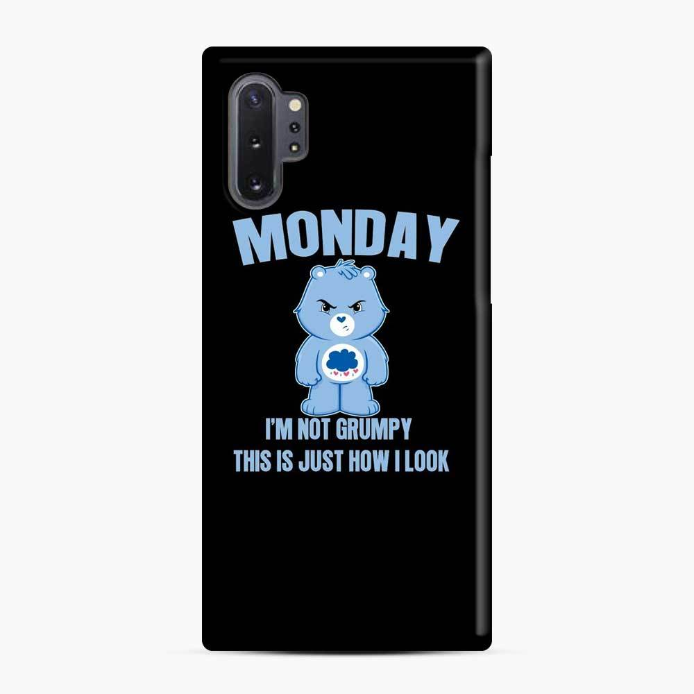 Care Bears Black Lives Monday Samsung Galaxy Note 10 Plus Case, Snap Case