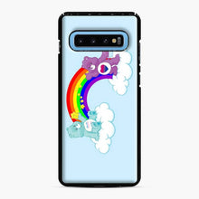 Load image into Gallery viewer, Care Bears Lgbti Samsung Galaxy S10 Case, Black Plastic Case