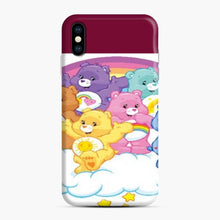 Load image into Gallery viewer, Care Bears Love 18 iPhone XS Max Case, Snap Case