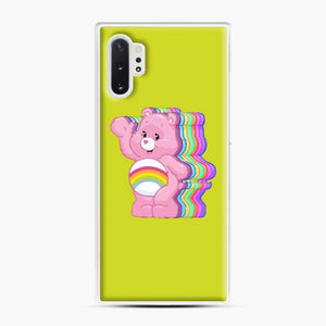 Care Bears Love 23 Samsung Galaxy Note 10 Plus Case, White Plastic Case