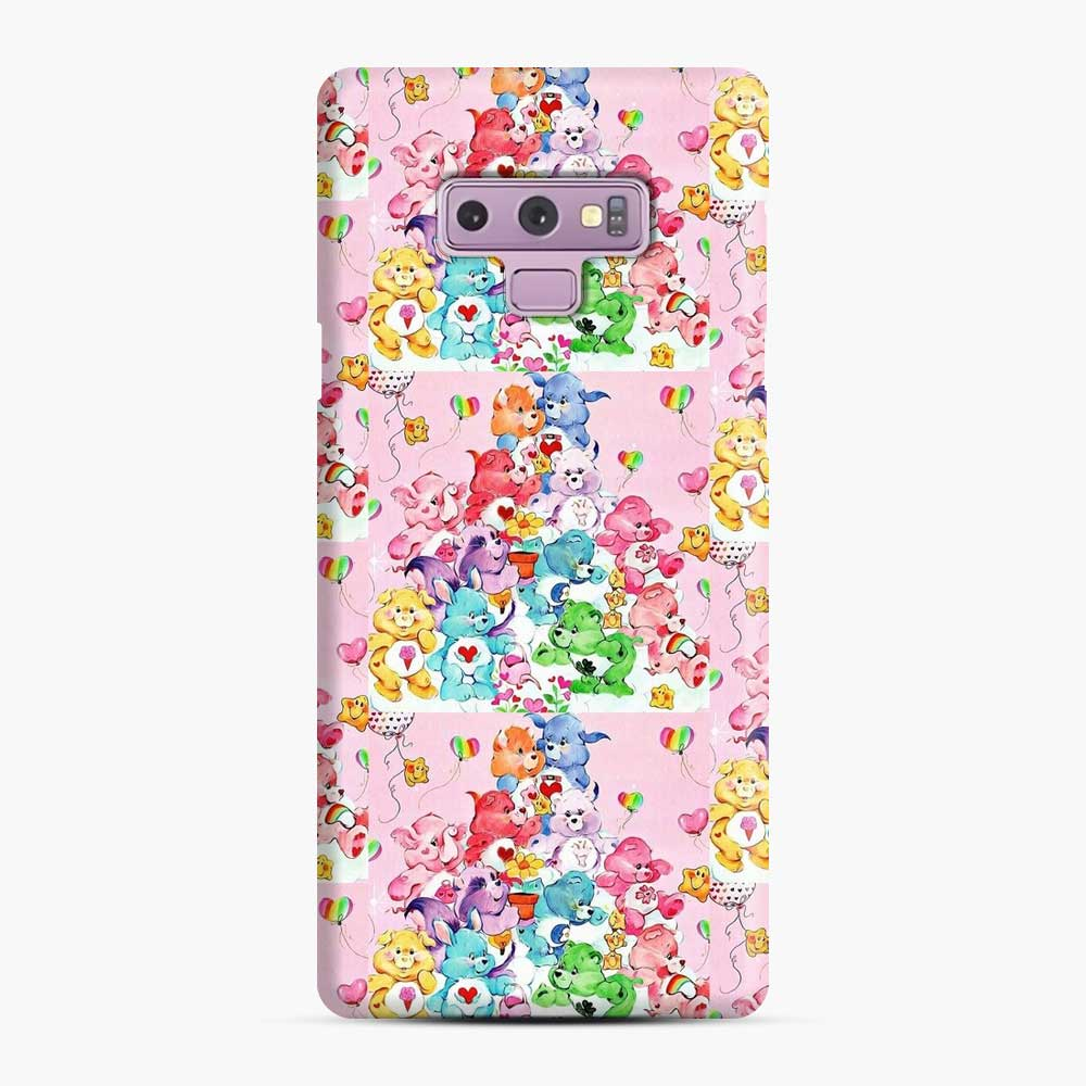Care Bears Love 3 Samsung Galaxy Note 9 Case, Snap Case