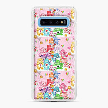 Load image into Gallery viewer, Care Bears Love 3 Samsung Galaxy S10 Case, White Plastic Case