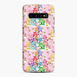 Care Bears Love 3 Samsung Galaxy S10 Case, Snap Case
