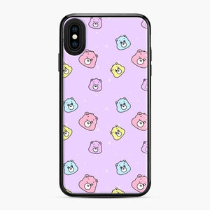 Care Bears Love 5 iPhone XS Max Case, Black Plastic Case